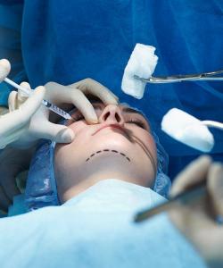 Plastiic surgery
